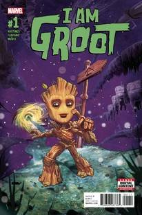 Download I AM GROOT #1 ebook
