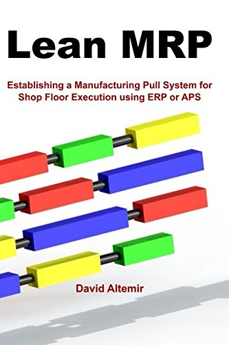 Lean MRP: Establishing a Manufacturing Pull System for Shop Floor Execution using ERP or APS