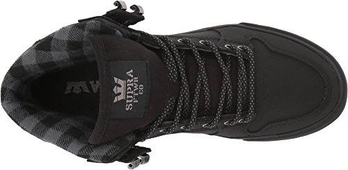 Supra Skytop S18091, Sneaker uomo Black/Black/Dark Gum