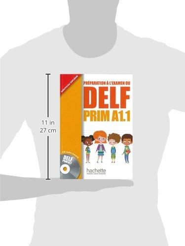 DELF prim A1.1. Livre de lélève + cd audio: Préparation à lexamen: Amazon.es: Maud Launay, Roselyne Marty: Libros en idiomas extranjeros