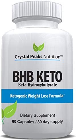Keto Diet Pills with GoBHB | Advanced Ketones for Weightloss Supplement | Boost Metabolism and Blast Fat | 60 Capsules 1