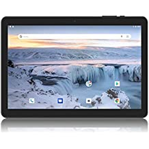 Android Tablet 10 Inch, Android 8.1 Unlocked Tablet PC with Dual SIM Card Slots, 3G Phone...
