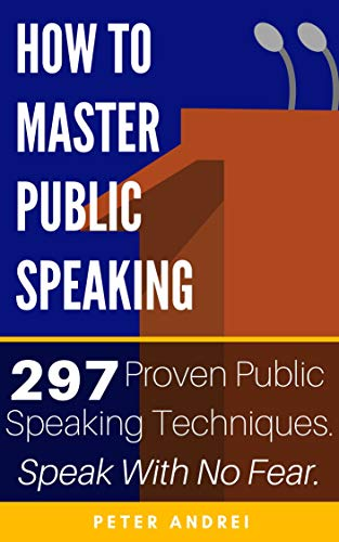 How To Master Public Speaking by Peter Andrei ebook deal