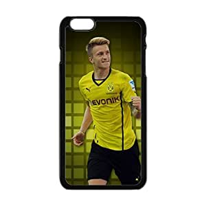 Happy Marco Reus Brand New And Custom Hard Case Cover Protector For Iphone 6 Plus