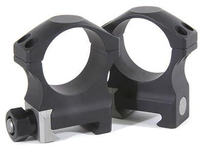 NightForce ULTRALITE 30mm Titanium / Alloy Ring Set, Extreme Titanium/Alloy Ring Set - 1.5 from NightForce