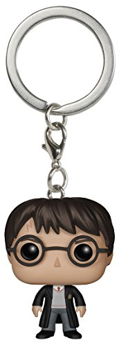 Funko Pocket Pop Keychain: Harry Potter-Harry Action Figure -