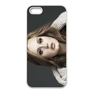 Custom Adele Back Cover Case for iphone5,5S JN5S-604