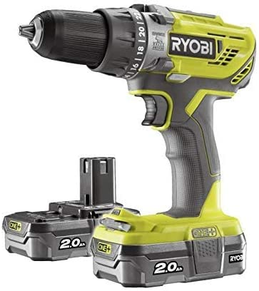 Ryobi 5133003342 R18PD3 220S Visseuse à percussion: Amazon