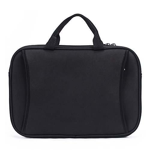VanGoddy Black Protective Universal 8-inch Tablet Carrying Case Travel Bag for 6