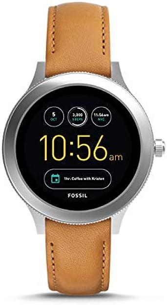 Fossil Womens Gen 3 Venture Stainless Steel Smartwatch