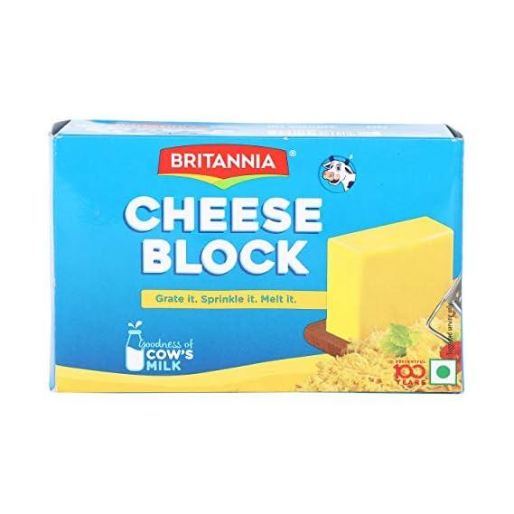 Britannia Processed Cheese - Block, 400g
