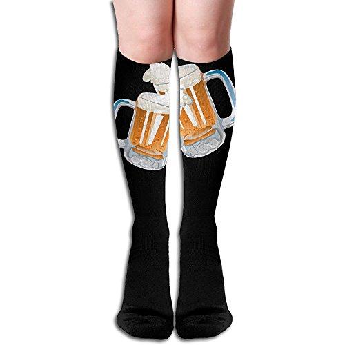 Women's Over Knee Thigh High Stocking Beer Winter Warm Sexy Stocks Knitting -