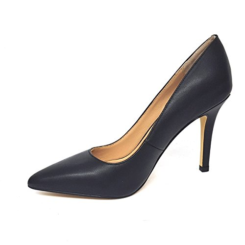 LIU JO Decollete Janis TC 95 NERO scarpa donna con tacco 63cda2af1b8