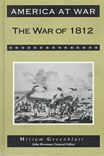 The War of 1812 (America at War (Facts on File)) pdf