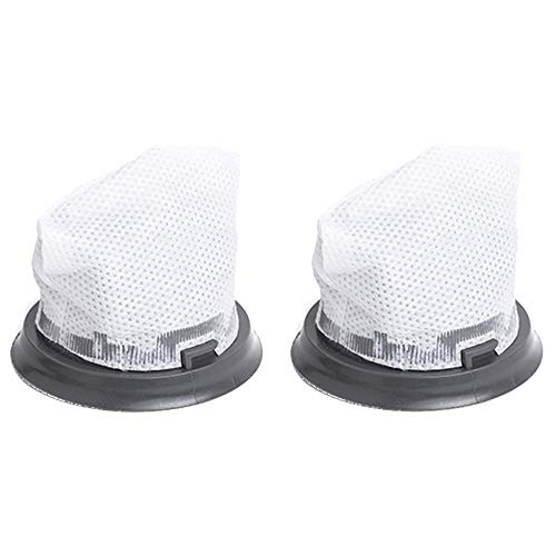 2 pack for bissell bolt vacuum filter
