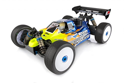 Team Associated RC8B3.1 4WD Nitro Team Competition Buggy Kit (Nitro Buggy Tuning)
