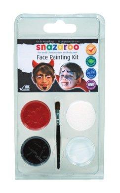 Snazaroo Face Paint Devil Mini Kit -