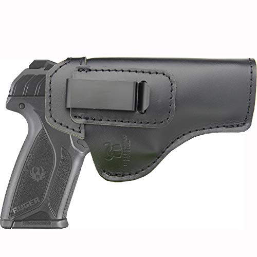 IWB Holster Fits: Ruger Security 9- Inside Waistband Concealed Carry Pistols Holster -Right Hand Draw