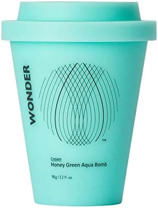 Haruharu WONDER Honey Green Aqua Bomb Cream 90g (3.2 fl.oz.) Intense Moisturizing