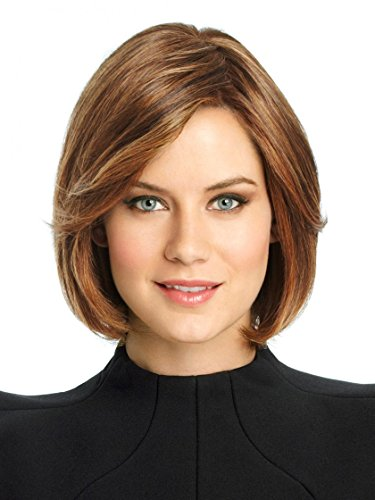 Soft Focus Monofilament Lace Front Handtied Human Wig by Raquel Welch-R11S by Unknown