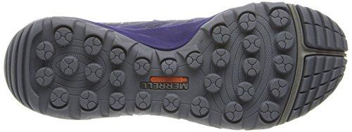 Merrell Womens Tout Rush Trail Chaussure De Course Foncé Ardoise / Bleu