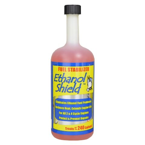 B3C Fuel Solutions 1-024-1 Ethanol Shield Stabilizer E-10 24 Ounce Bottle