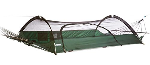 Lawson Hammock Blue Ridge Camping Hammock and Tent Rainfly and Bug Net Included