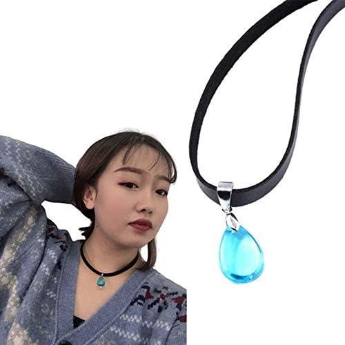 Necklace with Ring Pendant//Makoto Shinkai// Weathering With You//Tenki no ko