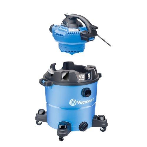 Vacmaster VBV1210 Blower Wet/Dry Vacuum, 12 5 Vacmaster