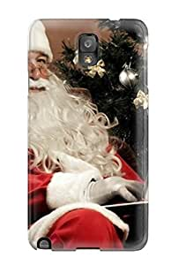 Hot New Best Christmas Santa Claus Funny Case Cover For Galaxy Note 3 With Perfect Design