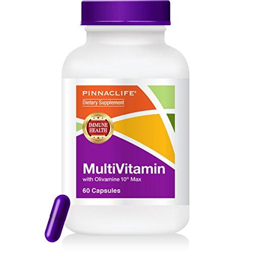 - Pinnaclife MultiVitamin with Olivamine 60 Capsules