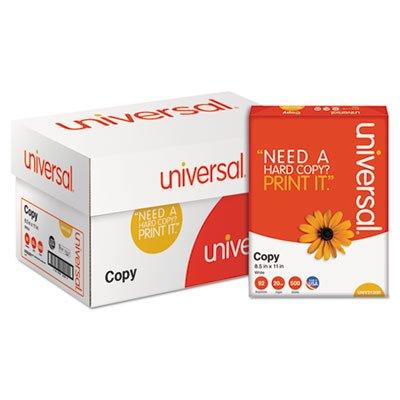 Premium, High-End, LaserJet, InkJet & Copier Copy Paper, 92 Brightness, 20lb, 8-1/2 x 11, White, 5000 Sheets / Carton