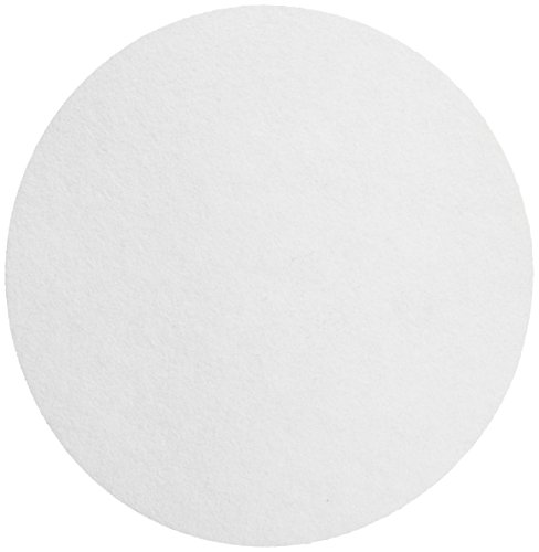 Whatman 1454-090 Hardened Low Ash Quantitative Filter Paper, 9.0cm Diameter, 22 Micron, Grade 54 (Pack of 100) by Whatman