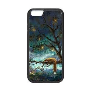 "Lycase(TM) FOX Customized Cover Case, FOX Iphone 6 Plus 5.5"" Protective Case"