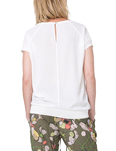 des Para Desigual Moines Ts 1001 crudo Mujer Camiseta Beige 7gwPHwqx