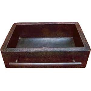 41iK6Cj-WJL._SS300_ Copper Farmhouse Sinks & Copper Apron Sinks