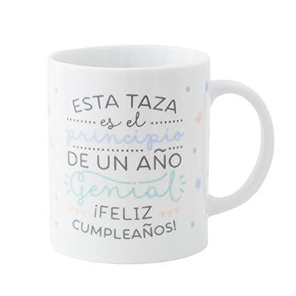 Mr Wonderful Taza Esta taza es el principio de un año genial