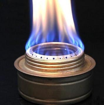 duzishi-cj portátil de estado sólido para shisha de alcohol estufa de alcohol de líquido para dormir Fire Horno de la Caldera: Amazon.es: Deportes y aire ...