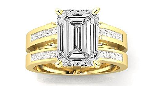 1.16 Ct Emerald Cut Diamond - 4