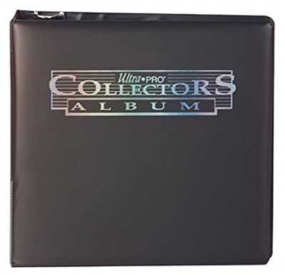"""Ultra Pro 3"""" Collectors Album (Black)"""