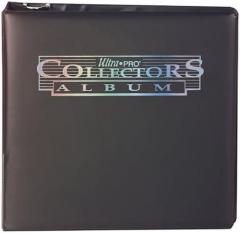 """B0002TT36G Ultra Pro 3"""" Black Collectors Album 41iK8dccWeL"""