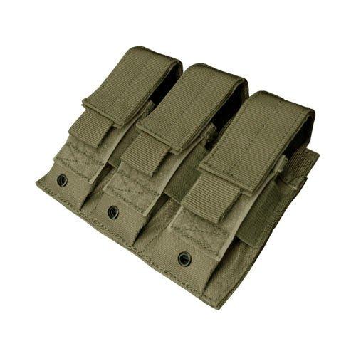 (Condor MA52 Triple Pistol Mag Pouch (OD))