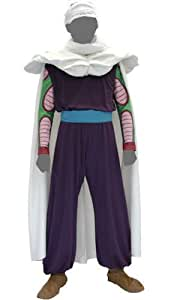 Dragon Ball Kai Piccolo Cosplay Costume Set Free Size (japan import)