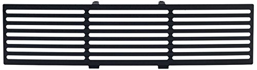 Putco 91182FP Ecoboost Black Liquid Design Bumper Grille Insert with Heater Plug Opening for Ford F150 -