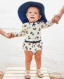 RuffleButts Baby/Toddler Girls Petal Parade Skirted