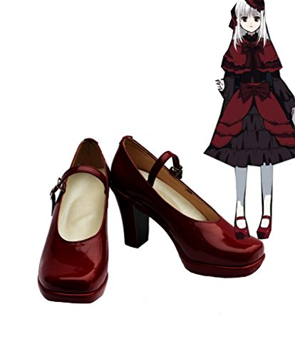 K Retorno De Reyes Anime Kushina Anna Cosplay Shoes Botas Custom Made