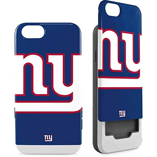 new product b4ceb fc6cb Amazon.com: Skinit NFL New York Giants iPhone 6/6s Wallet Case - New ...