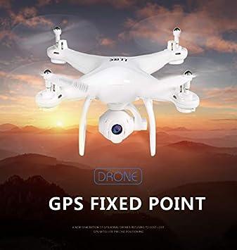 RONSHIN 8808 GPS Drone con cámara 1080P Follow Me RC Drones con ...