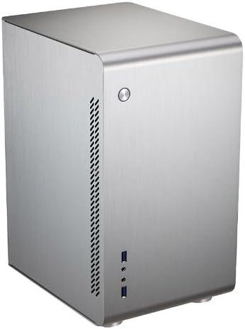 Cooltek U3 - Caja de Ordenador (HTPC, PC, Aluminio, 12 cm, 63, 5 ...