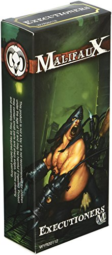 Wyrd Miniatures Malifaux Guild Executioners Model Kit (2 Pack)
